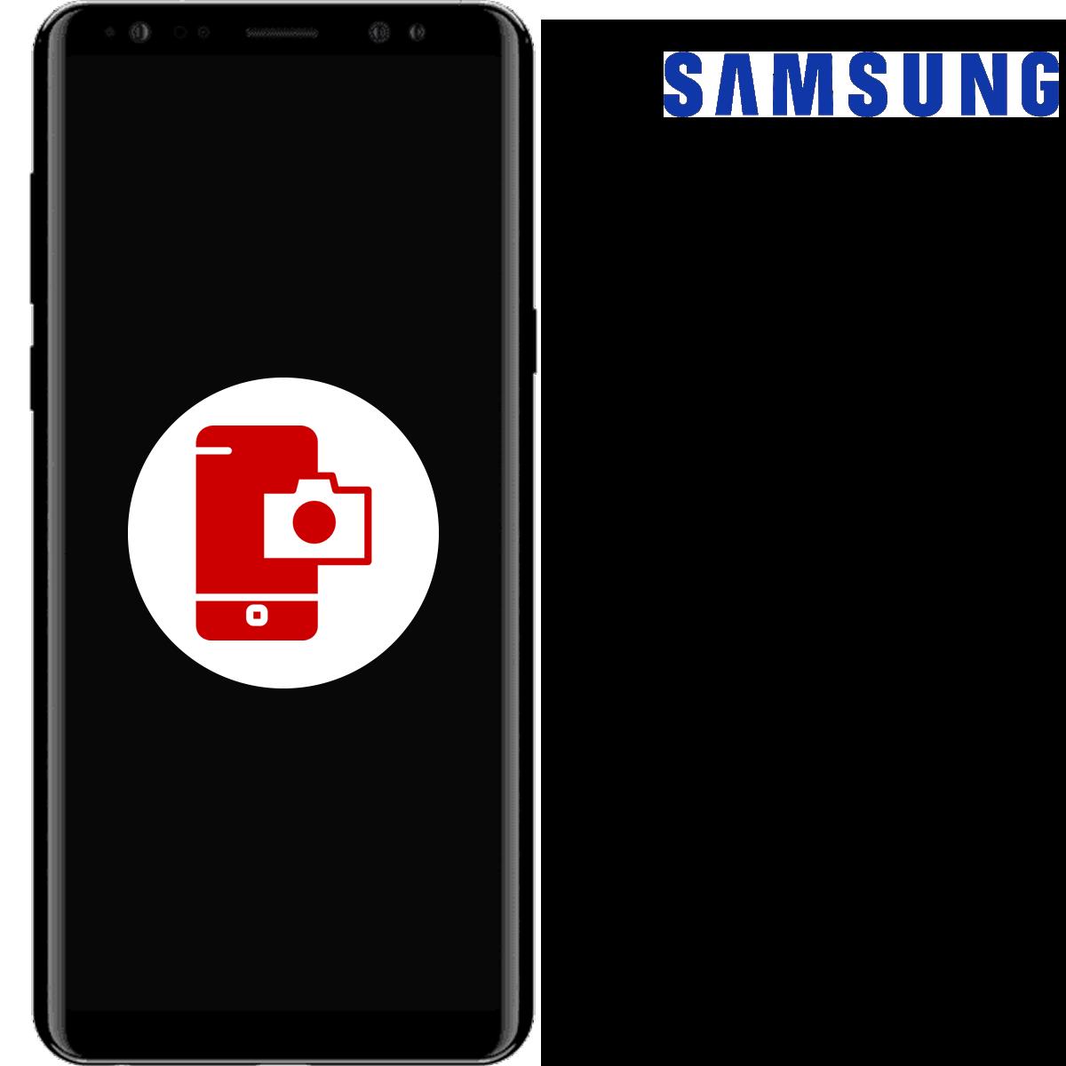Samsung Galaxy Note 8 Arka Kamera Değişimi