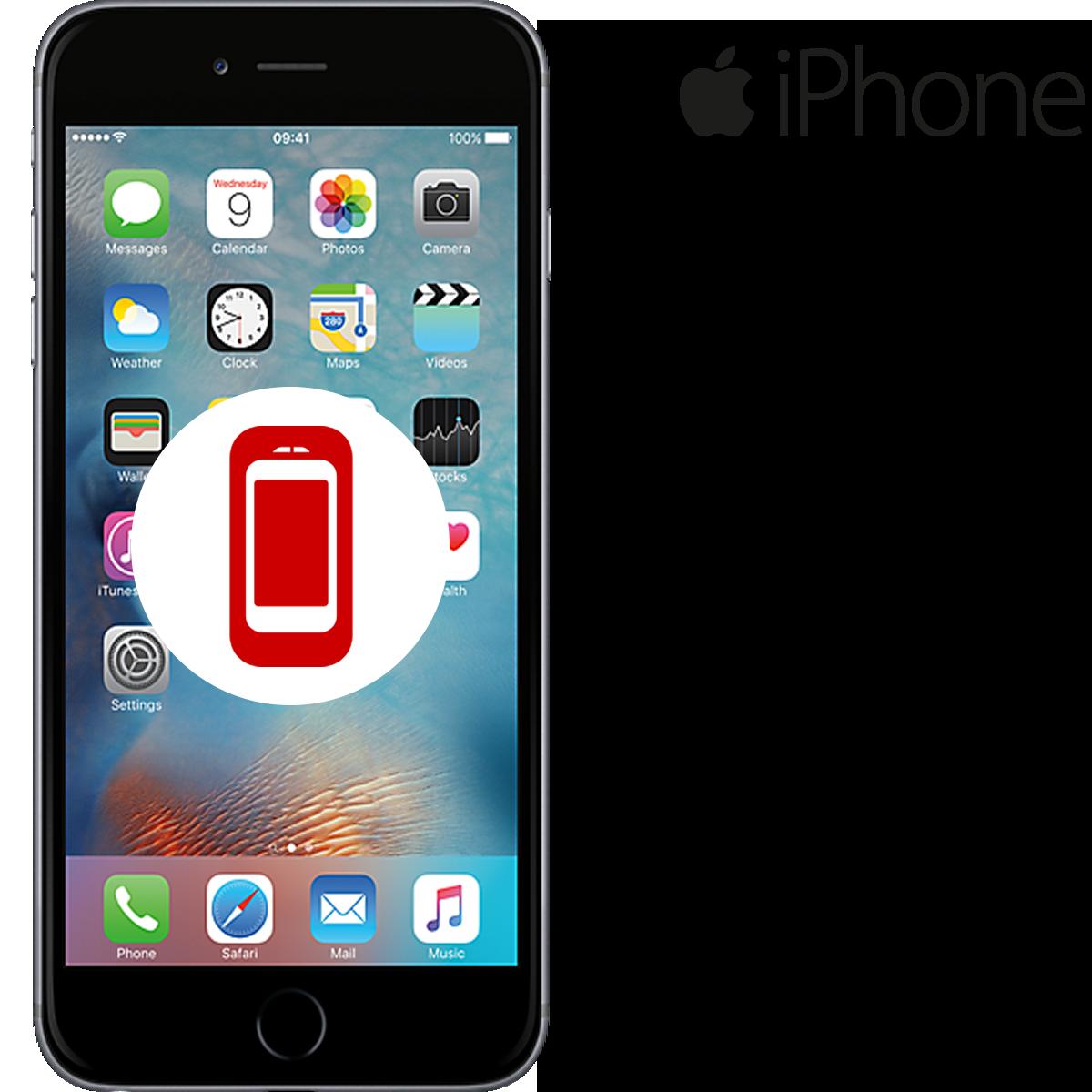 iPhone 6S Plus Kasa, Kapak Değişimi